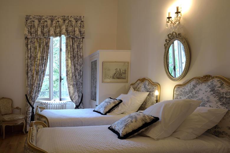 Chateau Les Hauts de Garonne - Location villa de luxe - Dordogne / Garonne / Gers - ChicVillas - 21