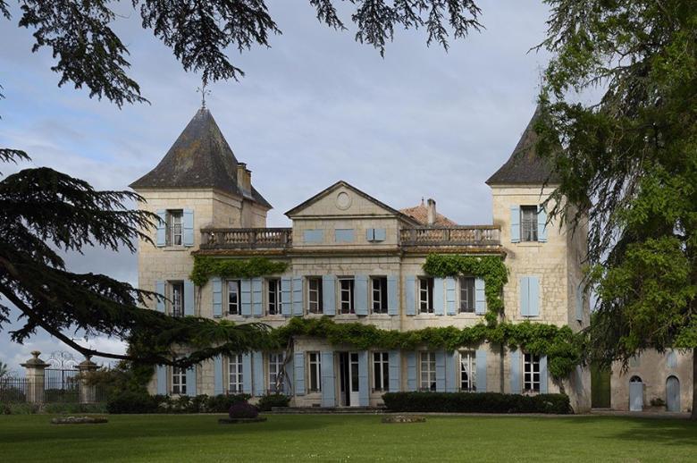 Chateau Les Hauts de Garonne - Location villa de luxe - Dordogne / Garonne / Gers - ChicVillas - 22
