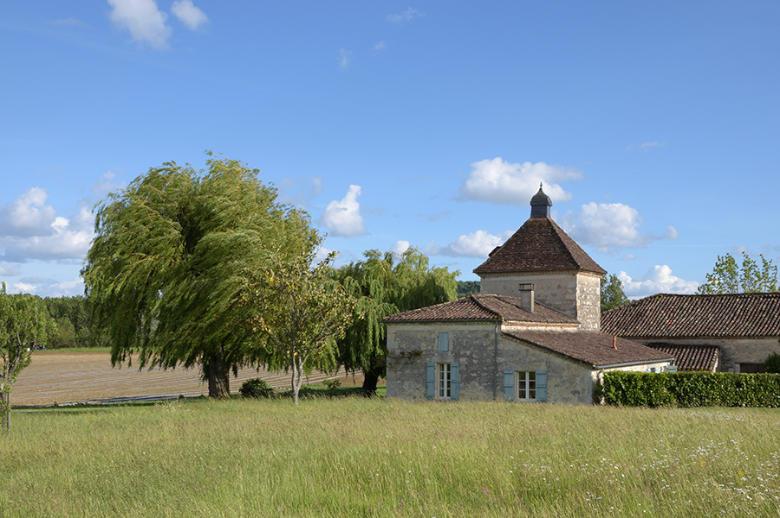 Chateau Les Hauts de Garonne - Location villa de luxe - Dordogne / Garonne / Gers - ChicVillas - 31