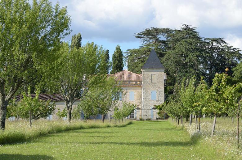 Chateau Les Hauts de Garonne - Location villa de luxe - Dordogne / Garonne / Gers - ChicVillas - 32