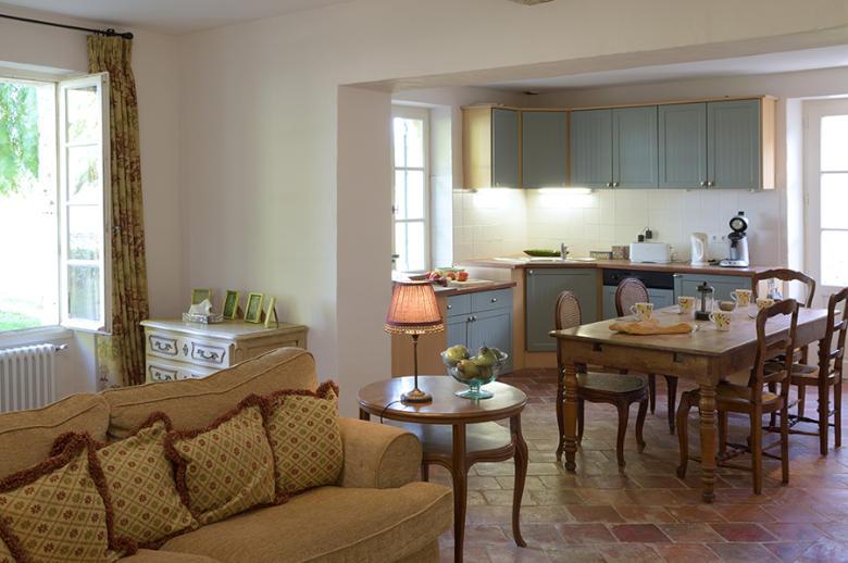 Chateau Les Hauts de Garonne - Location villa de luxe - Dordogne / Garonne / Gers - ChicVillas - 33