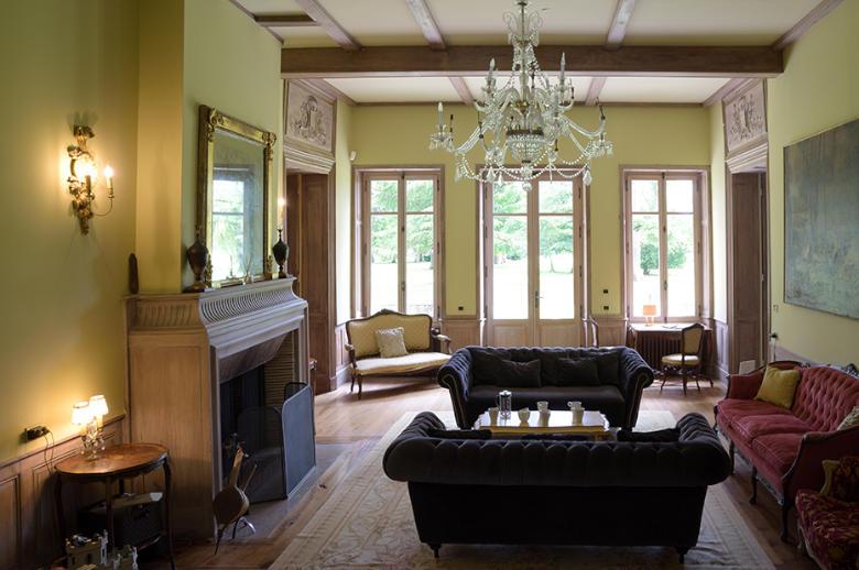 Chateau Les Hauts de Garonne - Location villa de luxe - Dordogne / Garonne / Gers - ChicVillas - 5