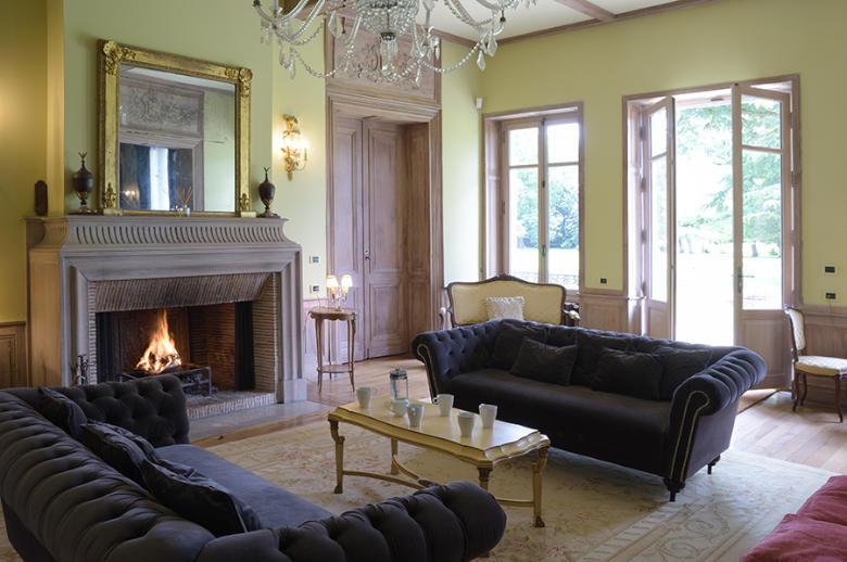 Chateau Les Hauts de Garonne - Location villa de luxe - Dordogne / Garonne / Gers - ChicVillas - 6