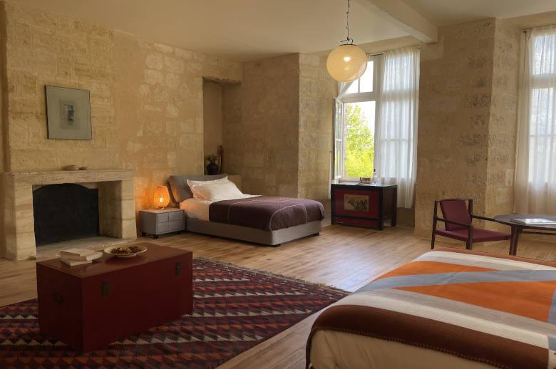 Chateau Luxury Heritage - Location villa de luxe - Aquitaine / Pays Basque - ChicVillas - 16