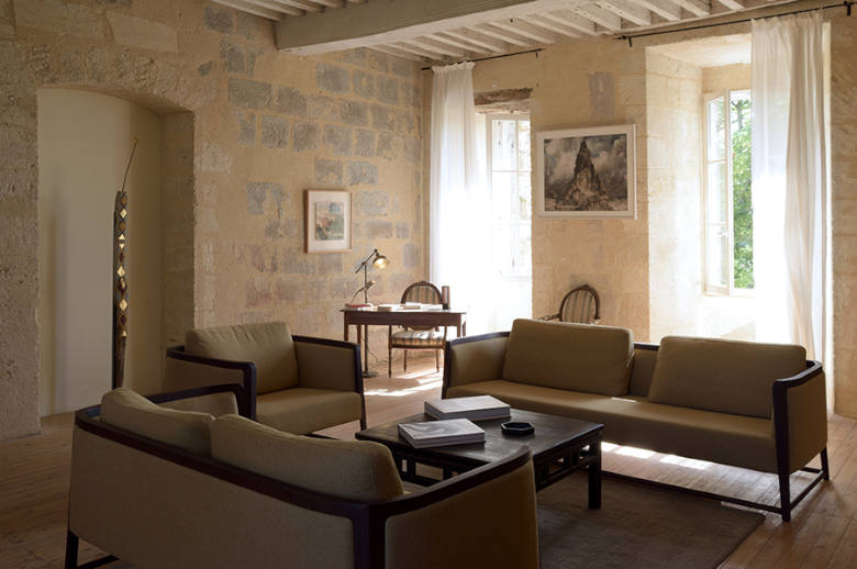 Chateau Luxury Heritage - Location villa de luxe - Aquitaine / Pays Basque - ChicVillas - 18