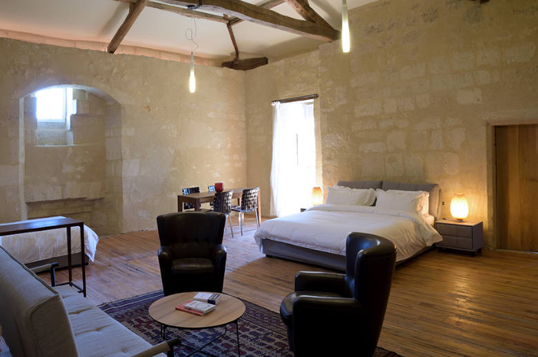 Chateau Luxury Heritage - Location villa de luxe - Aquitaine / Pays Basque - ChicVillas - 22