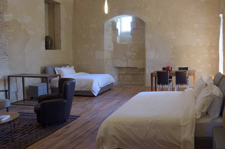 Chateau Luxury Heritage - Location villa de luxe - Aquitaine / Pays Basque - ChicVillas - 23