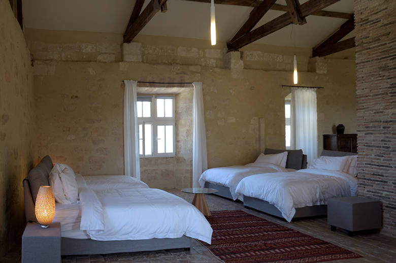 Chateau Luxury Heritage - Location villa de luxe - Aquitaine / Pays Basque - ChicVillas - 25