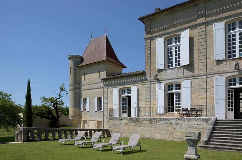 Chateau Luxury Heritage - Location villa de luxe - Aquitaine / Pays Basque - ChicVillas - 29