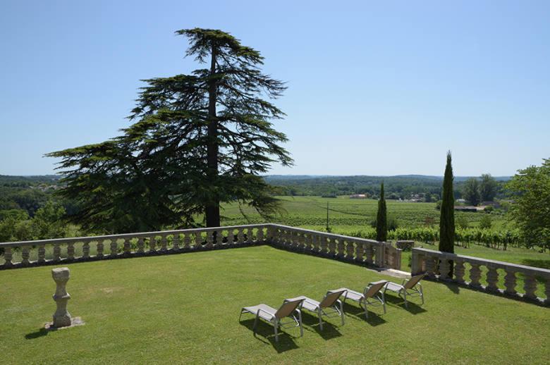 Chateau Luxury Heritage - Location villa de luxe - Aquitaine / Pays Basque - ChicVillas - 30
