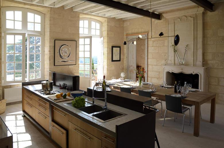 Chateau Luxury Heritage - Location villa de luxe - Aquitaine / Pays Basque - ChicVillas - 31