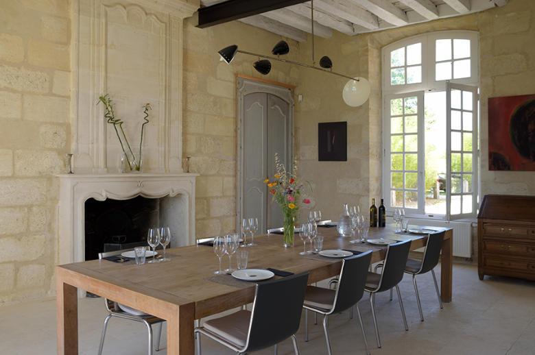 Chateau Luxury Heritage - Location villa de luxe - Aquitaine / Pays Basque - ChicVillas - 32