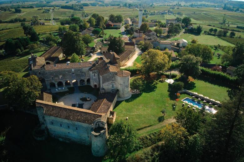 Chateau Luxury Heritage - Location villa de luxe - Aquitaine / Pays Basque - ChicVillas - 39