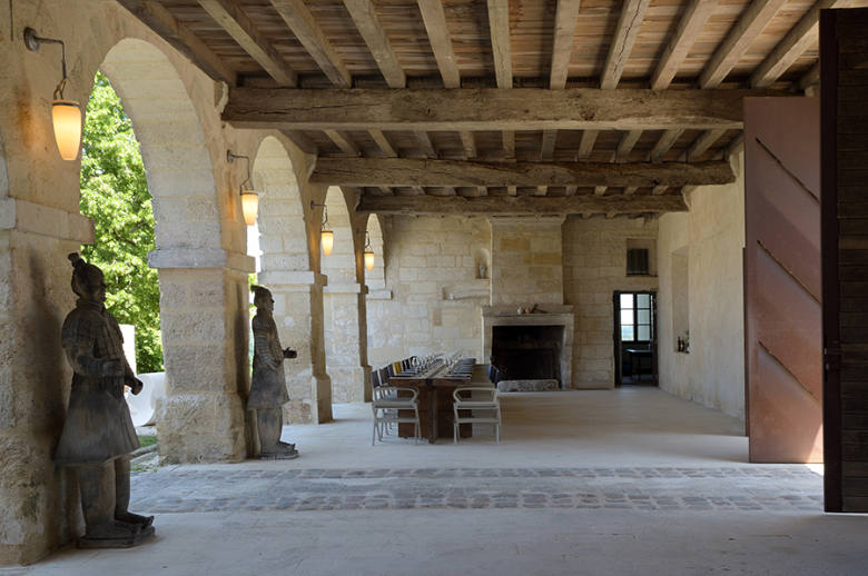 Chateau Luxury Heritage - Location villa de luxe - Aquitaine / Pays Basque - ChicVillas - 6