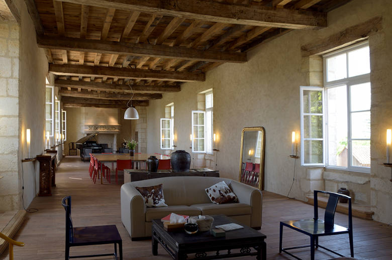 Chateau Luxury Heritage - Location villa de luxe - Aquitaine / Pays Basque - ChicVillas - 7