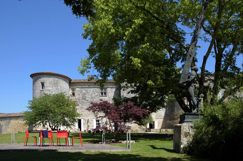 Chateau Luxury Heritage - Location villa de luxe - Aquitaine / Pays Basque - ChicVillas - 8