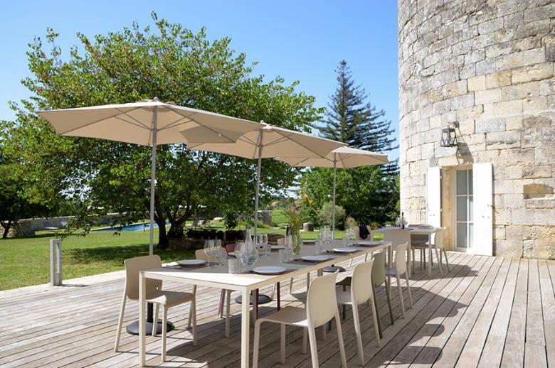 Chateau Luxury Heritage - Location villa de luxe - Aquitaine / Pays Basque - ChicVillas - 9