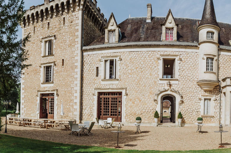 Chateau Perle de Charente - Location villa de luxe - Vendee/ Charentes - ChicVillas - 17