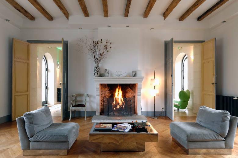 Chateau Perle de Charente - Location villa de luxe - Vendee/ Charentes - ChicVillas - 7