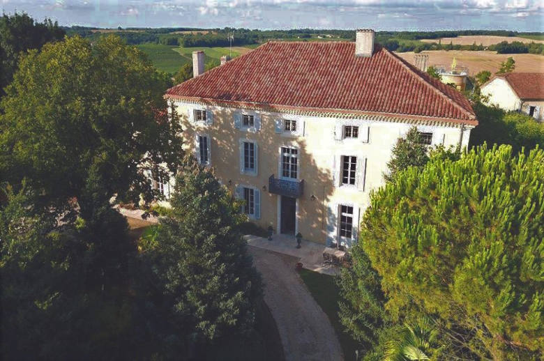 Chateau Pure Gers - Luxury villa rental - Dordogne and South West France - ChicVillas - 3