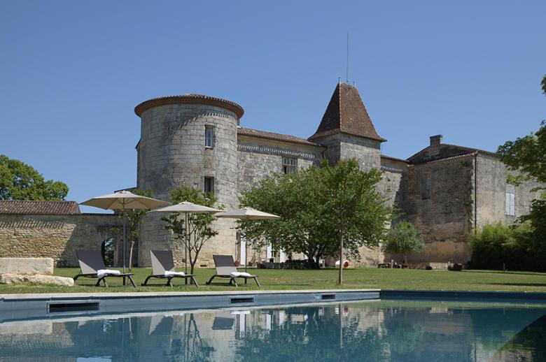 Chateau Wine and Design - Location villa de luxe - Dordogne / Garonne / Gers - ChicVillas - 1