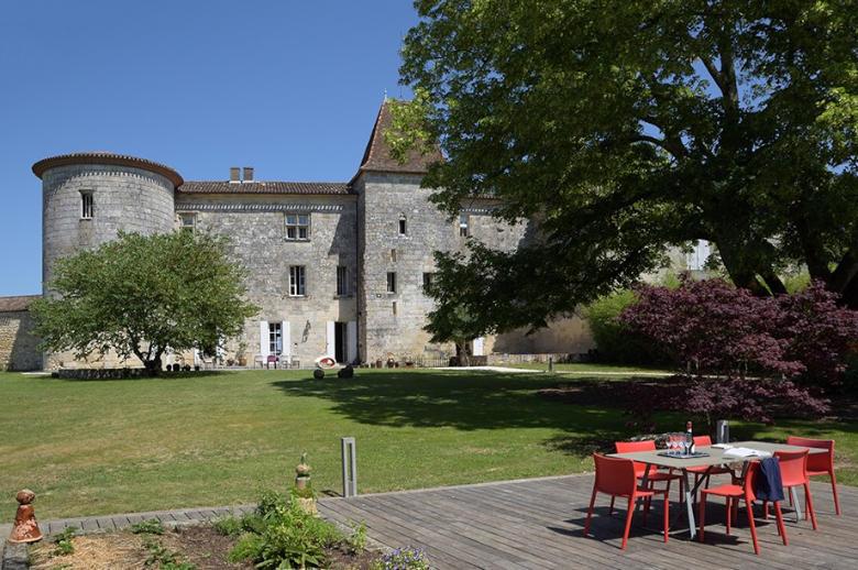 Chateau Wine and Design - Location villa de luxe - Dordogne / Garonne / Gers - ChicVillas - 10
