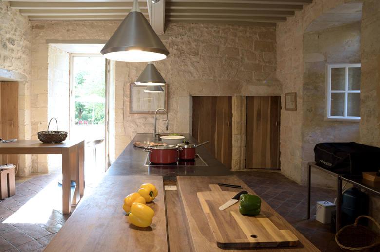 Chateau Wine and Design - Location villa de luxe - Dordogne / Garonne / Gers - ChicVillas - 11