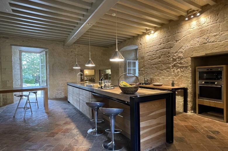 Chateau Wine and Design - Location villa de luxe - Dordogne / Garonne / Gers - ChicVillas - 12