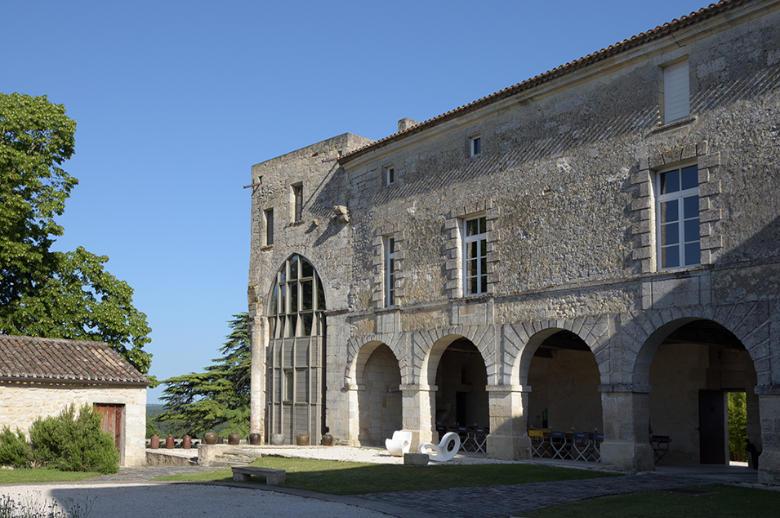 Chateau Wine and Design - Location villa de luxe - Dordogne / Garonne / Gers - ChicVillas - 14