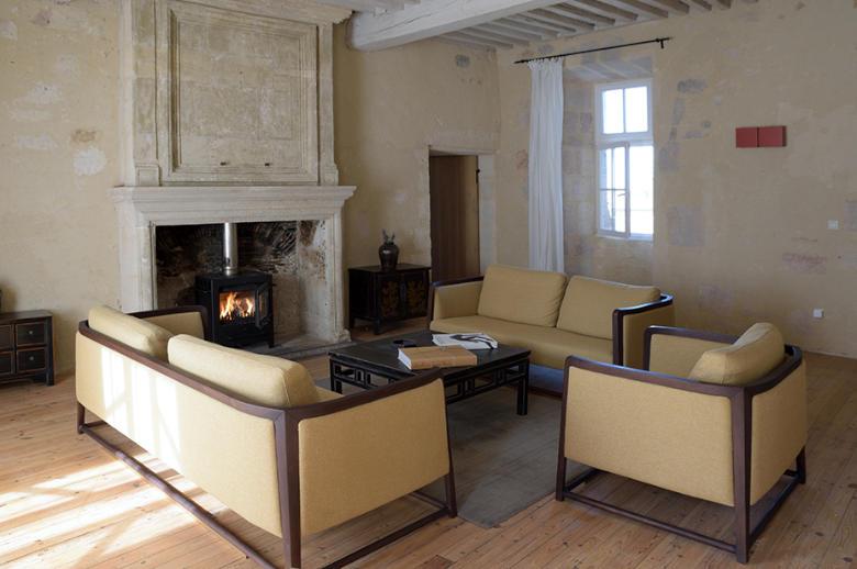 Chateau Wine and Design - Location villa de luxe - Dordogne / Garonne / Gers - ChicVillas - 19