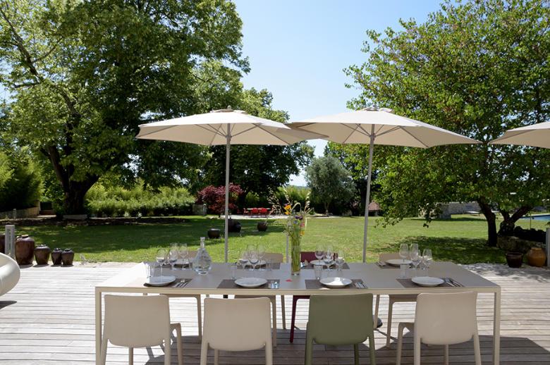 Chateau Wine and Design - Location villa de luxe - Dordogne / Garonne / Gers - ChicVillas - 2