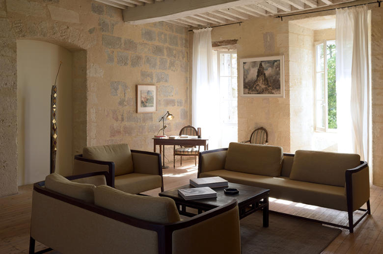 Chateau Wine and Design - Location villa de luxe - Dordogne / Garonne / Gers - ChicVillas - 20
