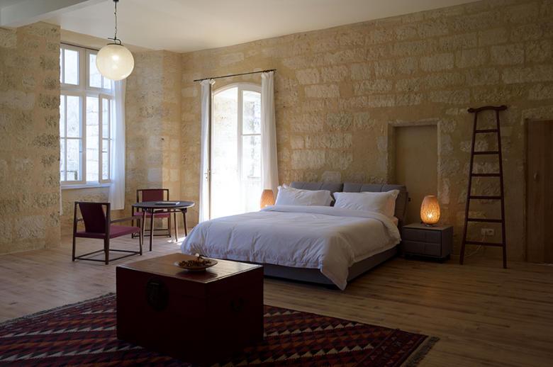 Chateau Wine and Design - Location villa de luxe - Dordogne / Garonne / Gers - ChicVillas - 21