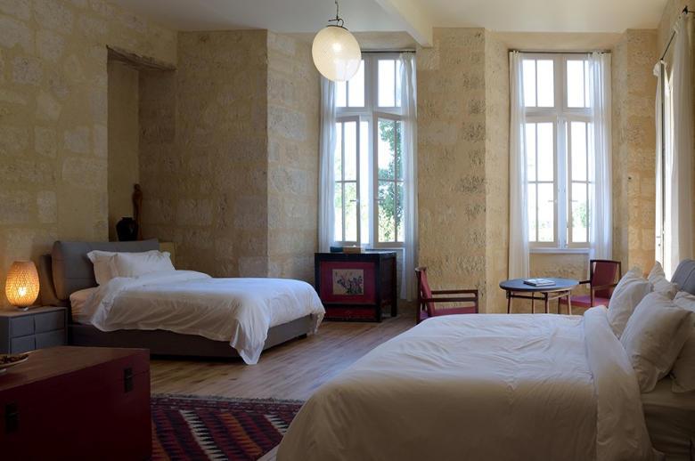 Chateau Wine and Design - Location villa de luxe - Dordogne / Garonne / Gers - ChicVillas - 22