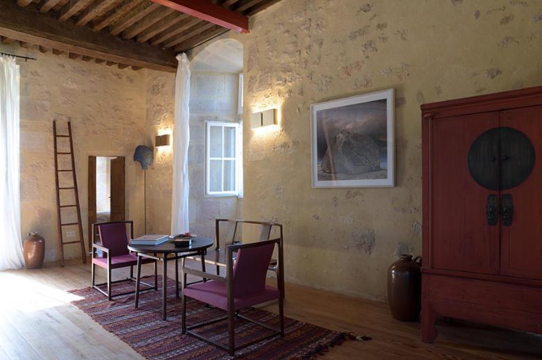 Chateau Wine and Design - Location villa de luxe - Dordogne / Garonne / Gers - ChicVillas - 23