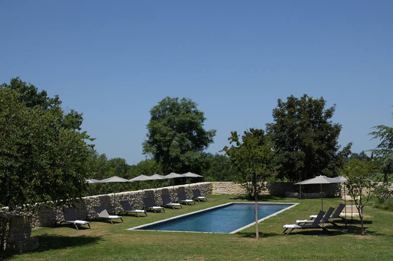 Chateau Wine and Design - Location villa de luxe - Dordogne / Garonne / Gers - ChicVillas - 25