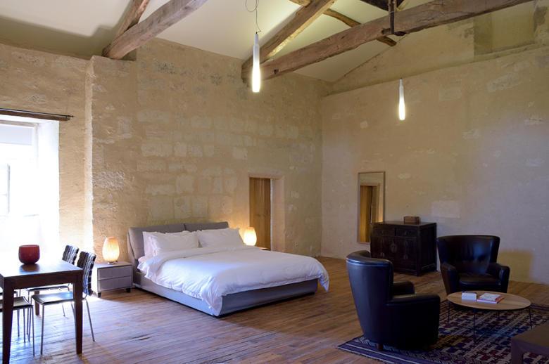 Chateau Wine and Design - Location villa de luxe - Dordogne / Garonne / Gers - ChicVillas - 27