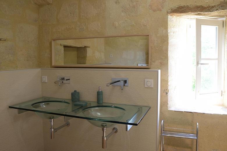 Chateau Wine and Design - Location villa de luxe - Dordogne / Garonne / Gers - ChicVillas - 28