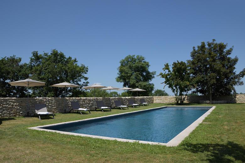 Chateau Wine and Design - Location villa de luxe - Dordogne / Garonne / Gers - ChicVillas - 3