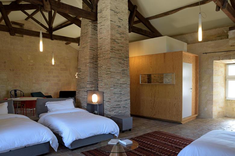 Chateau Wine and Design - Location villa de luxe - Dordogne / Garonne / Gers - ChicVillas - 31