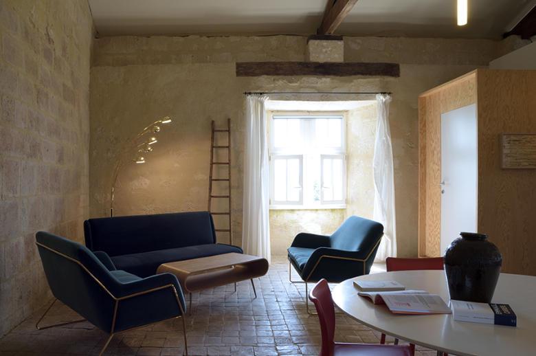 Chateau Wine and Design - Location villa de luxe - Dordogne / Garonne / Gers - ChicVillas - 32