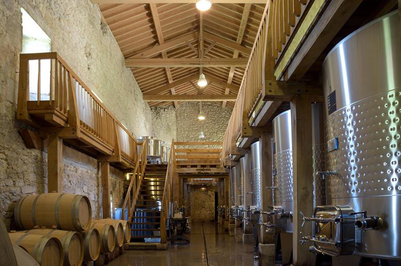 Chateau Wine and Design - Location villa de luxe - Dordogne / Garonne / Gers - ChicVillas - 36