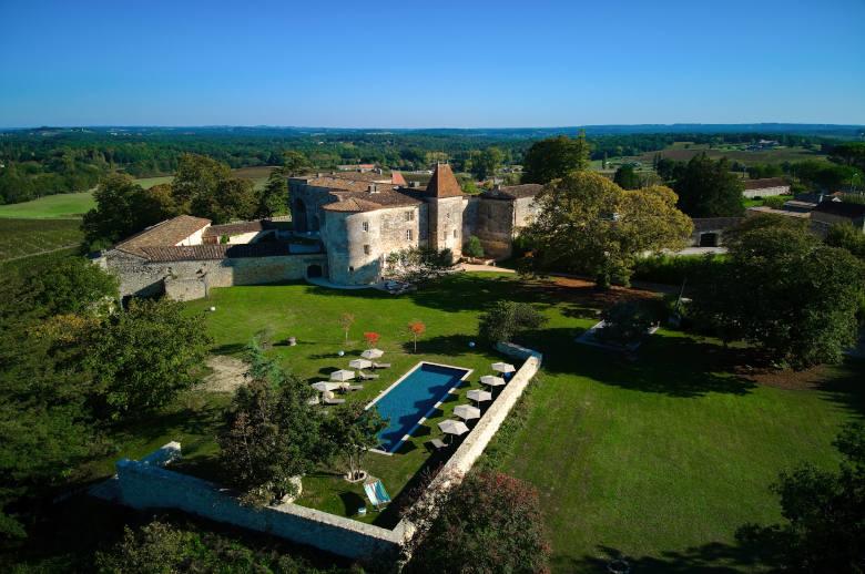 Chateau Wine and Design - Location villa de luxe - Dordogne / Garonne / Gers - ChicVillas - 37