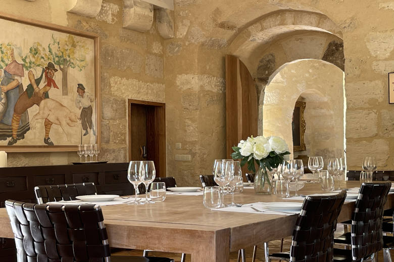 Chateau Wine and Design - Location villa de luxe - Dordogne / Garonne / Gers - ChicVillas - 5
