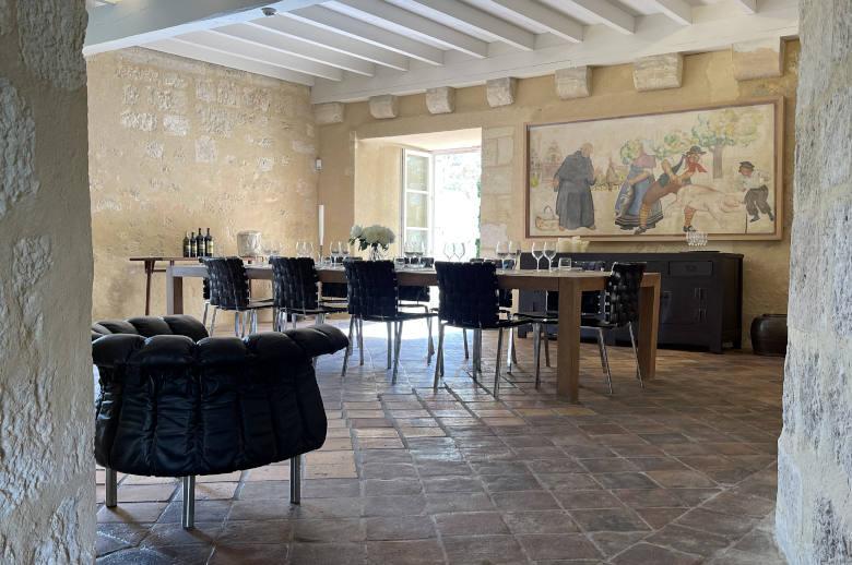 Chateau Wine and Design - Location villa de luxe - Dordogne / Garonne / Gers - ChicVillas - 6