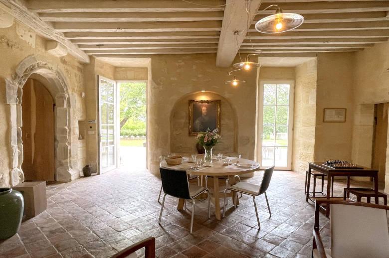 Chateau Wine and Design - Location villa de luxe - Dordogne / Garonne / Gers - ChicVillas - 7