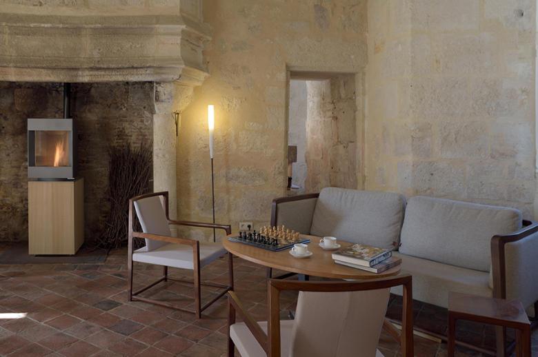 Chateau Wine and Design - Location villa de luxe - Dordogne / Garonne / Gers - ChicVillas - 9
