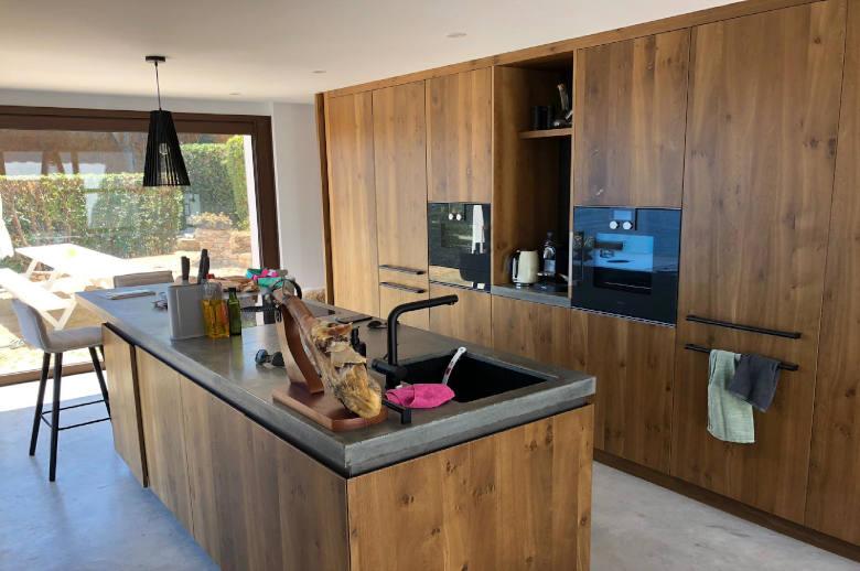 Costa Brava Entre Plages - Luxury villa rental - Catalonia (Sp.) - ChicVillas - 5