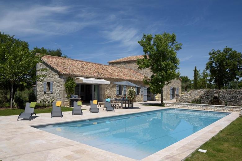 Demeure Coeur de Vignes - Location villa de luxe - Dordogne / Garonne / Gers - ChicVillas - 1