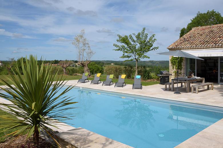 Demeure Coeur de Vignes - Location villa de luxe - Dordogne / Garonne / Gers - ChicVillas - 14